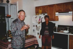 Passover Mary and Everett 1996